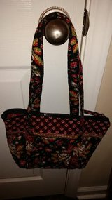 Yellow Black Vera Bradley Purse in Fort Campbell, Kentucky