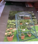 Green House with Cover in Joliet, Illinois