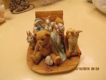 """Cherished Teddies"" Collectible Numbered Piece - ""Old Friends Are The Best Friends"" in Houston, Texas"