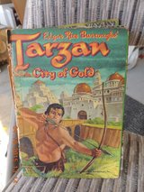 "Edgar Rice Burroughs' ""Tarzan and the City of Gold in Quantico, Virginia"