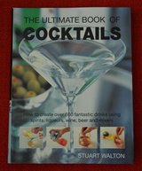 The Ultimate Book of Cocktails : How to Create over 600 Fantastic Drinks COOKING in Bolingbrook, Illinois