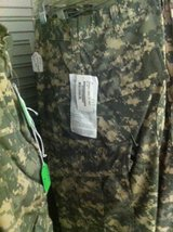 new acu tops and bottoms w/ tags in Fort Polk, Louisiana