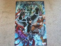 Marvel's Inhumanity Poster in Camp Lejeune, North Carolina