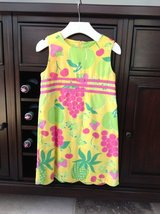 Girls Lilly Pulitzer Shift Dress Size 6 in Chicago, Illinois