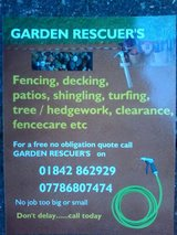 free quote for garden rescuer's in Lakenheath, UK