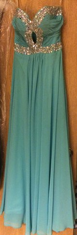 Prom dress in Chicago, Illinois