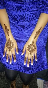 Henna Artist for Bday&graduation party in Cleveland, Texas