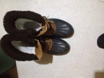 MENS SIZE 10 SOREL BOOTS in Fort Riley, Kansas