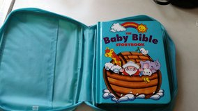 The Baby Bible Story book w/ Cover in Tacoma, Washington