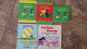 Curious George Books in Tacoma, Washington