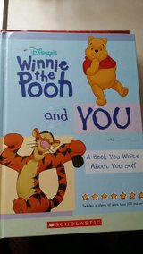 Disney Winnie the Pooh and Youself in Tacoma, Washington
