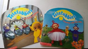 Teletubbies books in Tacoma, Washington