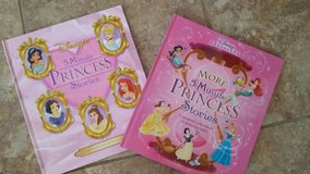 Disney Princes Books in Fort Lewis, Washington
