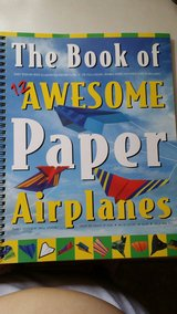 The Book of 12 Awesome paper Airplanes in Tacoma, Washington