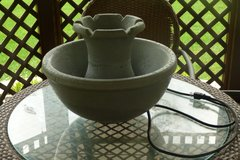 Tabletop Fountain in Glendale Heights, Illinois