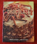 COOKBOOK-Chocolate: Cooking with the World's Best Ingredient Christine McFadden in Naperville, Illinois