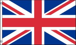 Flag - United Kingdom - 3' x 5' - Polyester - New in Fort Lewis, Washington