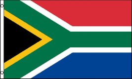 Flag - South Africa - 3' x 5' - Polyester - New in Tacoma, Washington