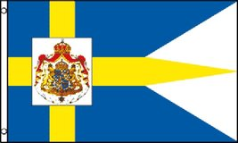 Flag - Sweden Royal - 3' x 5' - Polyester - New in Fort Lewis, Washington
