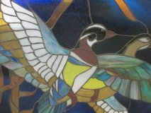 Stain Glass Picture Ducks Picture with frame in Fort Campbell, Kentucky