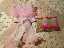 Little Bunny Tutus diaper cover and leg Warmers (bunny legs) in Perry, Georgia