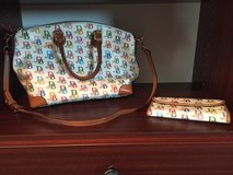 Authentic Dooney and Bourke Purse in Plainfield, Illinois