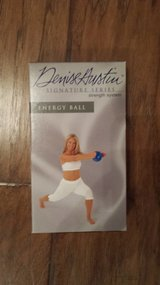 "Denise Austin VHS Tape Entitled ""Energy Ball"" in Houston, Texas"