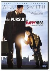 the Pursuit of Happynes DVD in Clarksville, Tennessee