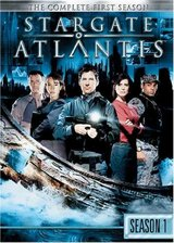 Stargate Atlantis/ Season 1 DVD box set in Clarksville, Tennessee