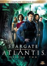 Stargate Atlantis/ Season 2- DVD box set in Clarksville, Tennessee