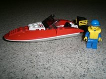 Lego #4641 City Speed Boat in Aurora, Illinois