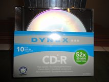 CD-R DISC'S in Tinley Park, Illinois