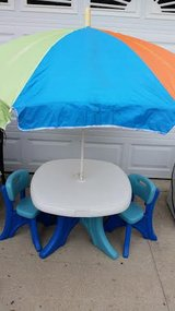 Step 2 / Indoor / Outdoor Patio Picnic Table Set in Fort Campbell, Kentucky