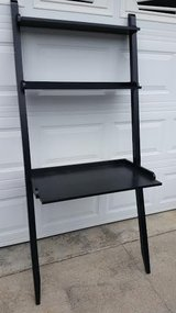 Pier 1 Black Ladder Shelf in Fort Campbell, Kentucky