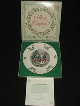 Royal Doulton Limited Edition Collectible Christmas Plates in Glendale Heights, Illinois