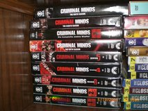 NEW!!! CRIMINAL MINDS - 9 Seasons - only watched once!! in Stuttgart, GE