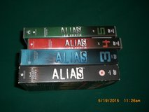 NEW!!! 4 seasons of Alias!! in Stuttgart, GE
