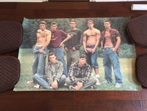 X-large Abercrombie poster in Kingwood, Texas