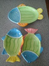 Summertime Fish Serving Dishes in Westmont, Illinois
