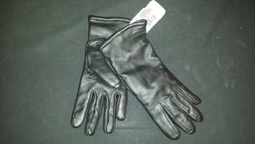 NWT Army Military Unisex Black Leather Dress Gloves, Size 2C (T=38) in Fort Campbell, Kentucky