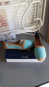 Sperry Turquoise Espadrilles Flats in Ramstein, Germany