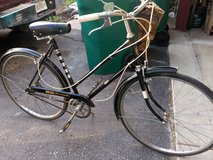 Vintage Amf hercules bicycle from England in Oswego, Illinois