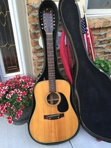 Pickador 12 String Acoustic/electric made by Martin in Aurora, Illinois