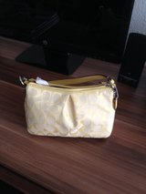 NWT small coach purse in Ramstein, Germany