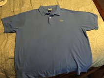 Lacoste Polo Shirt in Schofield Barracks, Hawaii