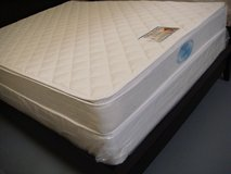 Full Size Mattress and Box Sale in Camp Pendleton, California