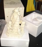 Dept 56 Snowbabies  - Together We Can Make The Season Bright in Camp Lejeune, North Carolina