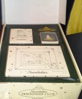 Snowbabies 1998-1999 Friendship Club - Baby It's Cold Outside - Brand new in box in Camp Lejeune, North Carolina