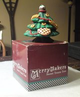 Two Dept 56 Merry Makers Sweet treats Tree #93645 NIB in Camp Lejeune, North Carolina