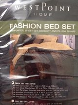 NIB Twin Quality Bed Set in Yucca Valley, California